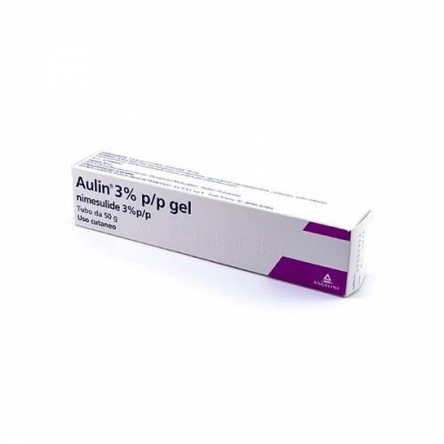 AULIN*GEL 50G 3% - Nowfarma.it
