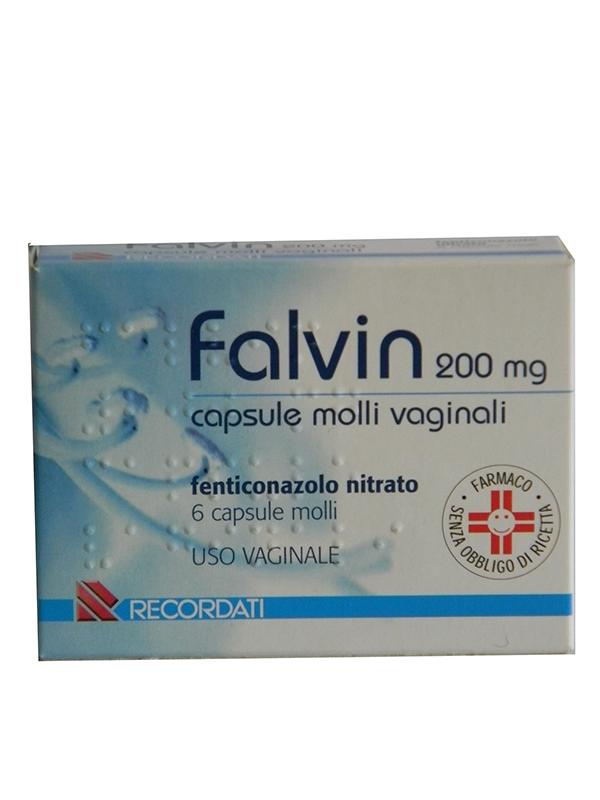FALVIN*6CPS VAG MOLLI 200MG - SUBITOINFARMA