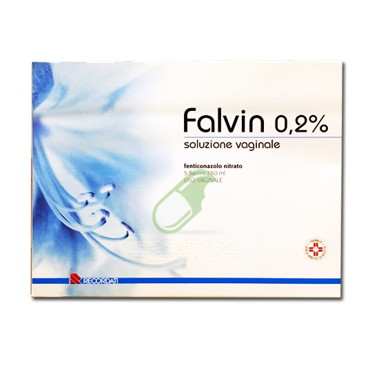 FALVIN*LAV VAG 5FL 150ML 0,2% - Farmastar.it