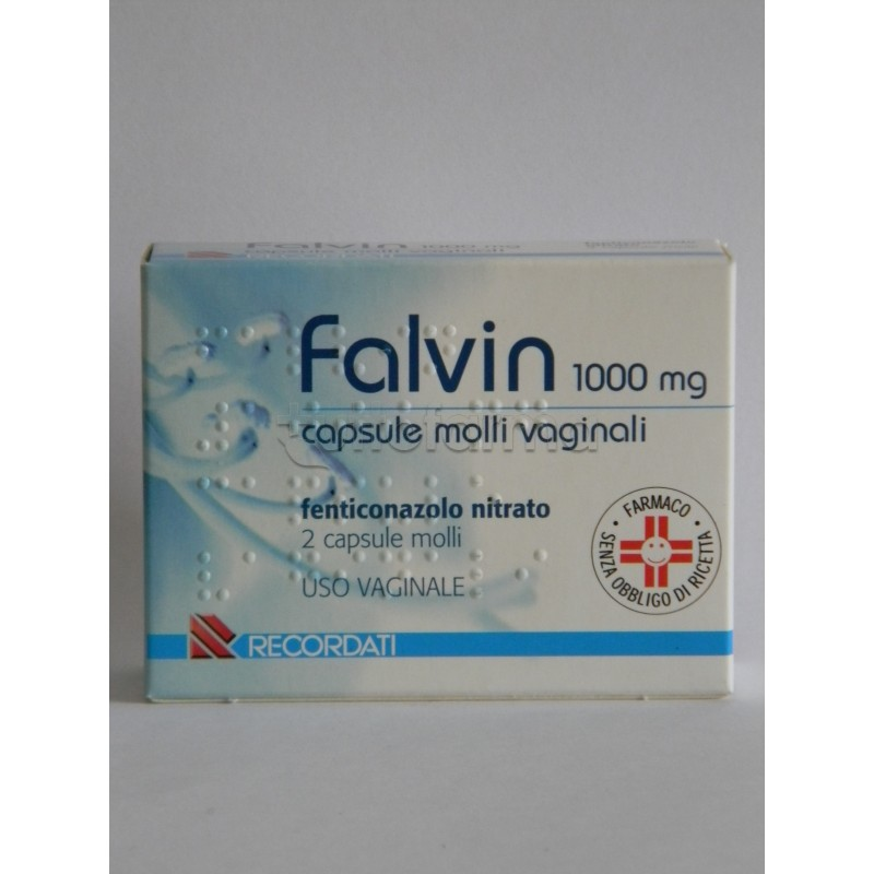 FALVIN*2CPS VAG MOLLI 1000MG - Farmafamily.it