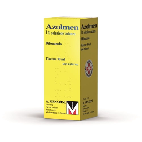 AZOLMEN*SOLUZ 30ML 1% - Nowfarma.it