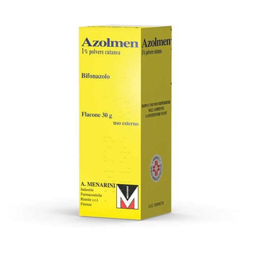 AZOLMEN*POLV CUT 30G 1% - Nowfarma.it