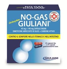 NOGAS GIULIANI CARBOSYL*48CPS - Farmaci.me