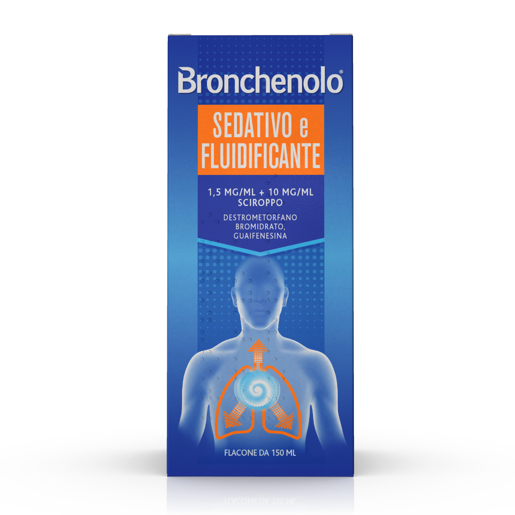 BRONCHENOLO SED FLUI*SCIR150ML - Farmaunclick.it