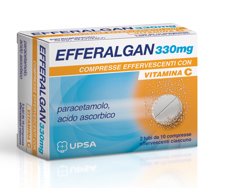 EFFERALGAN*20CPR EFF 330+200MG - Farmaciacarpediem.it