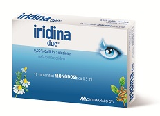 IRIDINA DUE*COLL 10FL0,5ML0,05 - Farmastar.it