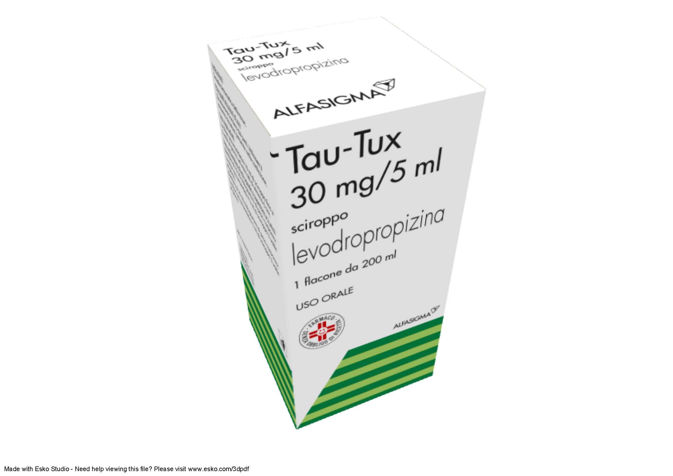 TAUTUX*SCIR 200ML 0,6% - Farmacia della salute 360