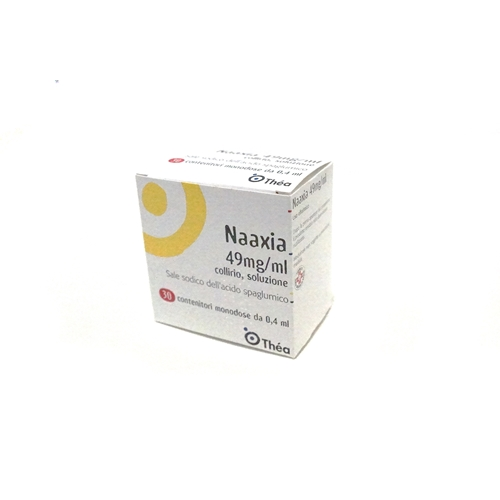 NAAXIA*COLL 30FL 0,4ML 1D 4,9% - Farmawing