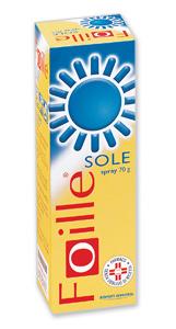 FOILLE SOLE*SPRAY CUT 70G - Farmacia Castel del Monte