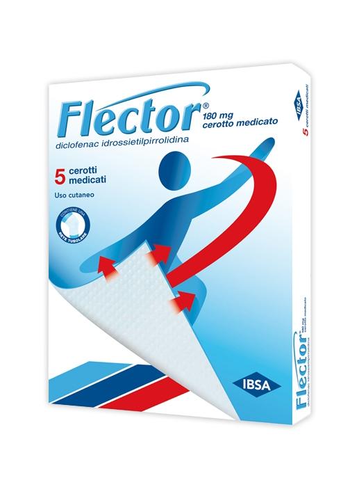 FLECTOR*5CER MEDIC 180MG - Farmaci.me