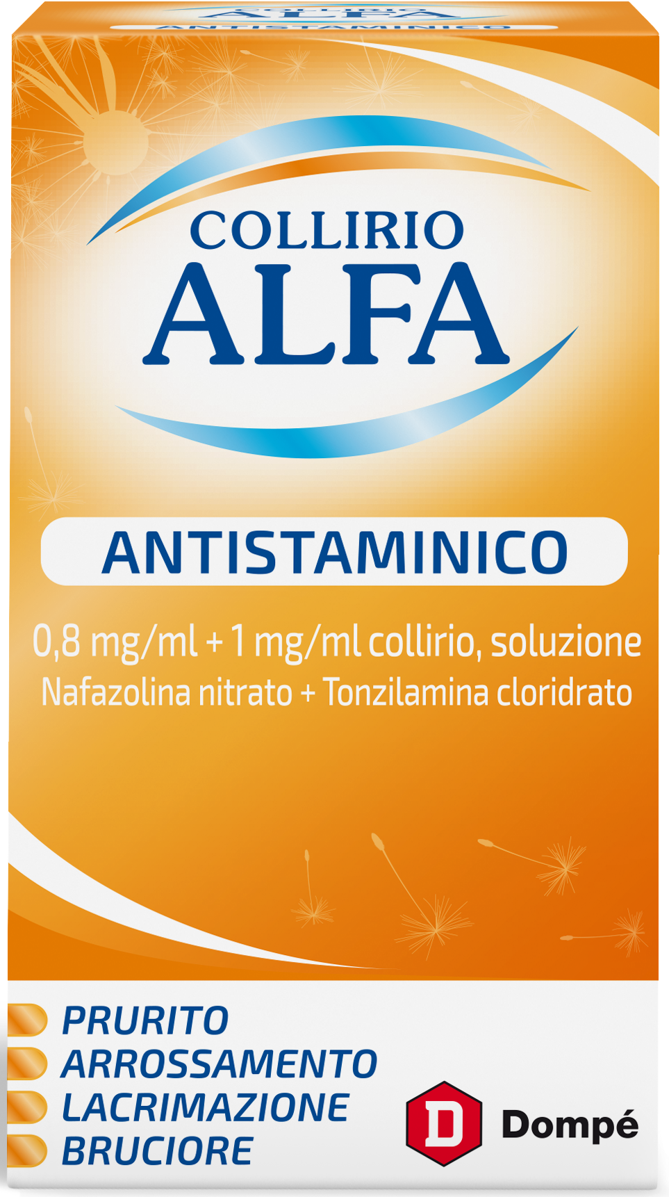 COLLIRIO ALFA ANTISTAM*10ML - Farmawing