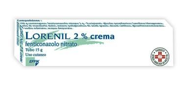 LORENIL*CREMA 15G 2% - Farmaci.me