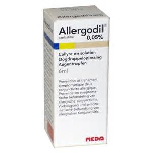ALLERGODIL*COLL FL 6ML 0,05% - Farmajoy