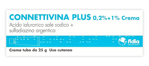 CONNETTIVINA PLUS*CREMA 25G - FARMAPRIME