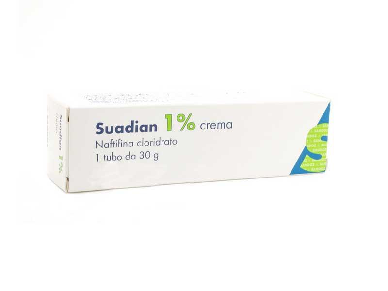 SUADIAN*CREMA TUBO 30G 1% - farmaciafalquigolfoparadiso.it