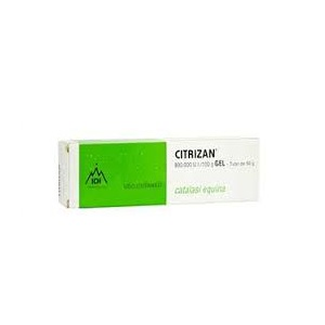 CITRIZAN*GEL 50G - Farmaci.me
