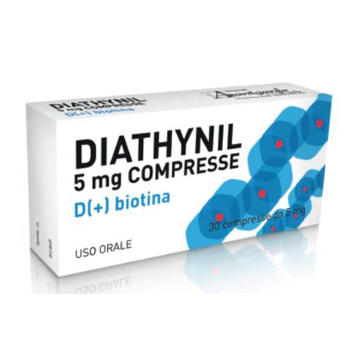 DIATHYNIL*30CPR 5MG - FarmaHub.it