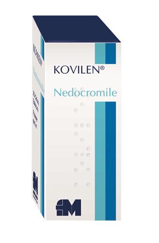 Kovilen 2% Gocce Oculari 5ml - Turbofarma.it