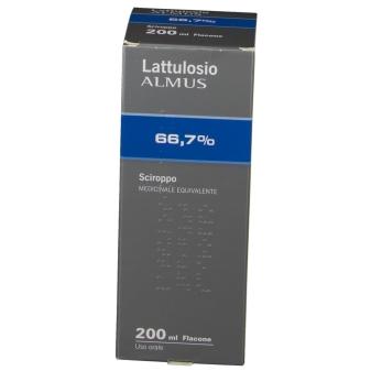 LATTULOSIO ALM*SCIR FL 200ML - SUBITOINFARMA