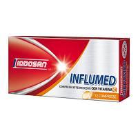 Iodosan Influmed C Trattamento Sintomatico Influenza 12 Compresse Effervescenti - Farmastop