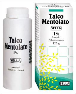 MENTOLO SELLA*1% 1FL 100G - Parafarmacia la Fattoria della Salute S.n.c. di Delfini Dott.ssa Giulia e Marra Dott.ssa Michela