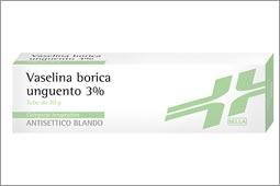 ACIDO BORICO SELLA*3% UNG 30G - Farmaci.me