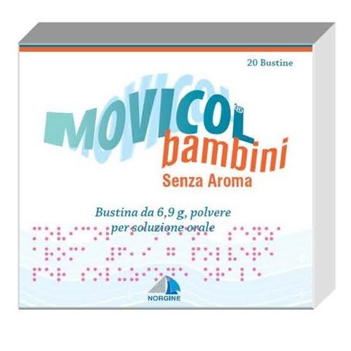 MOVICOL*SENZA AROMA BB 20BUST - FARMAPRIME
