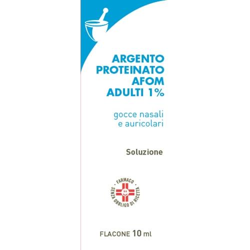 ARGENTO PROTEINATO*1% 10ML - Nowfarma.it