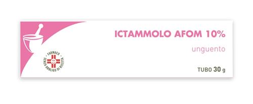 ICTAMMOLO AFOM*10% UNG 30G - SUBITOINFARMA