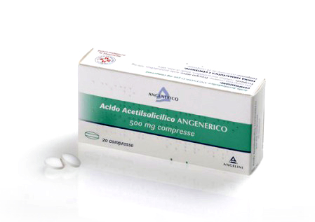 ACIDO ACETILS ANG*20CPR 500MG - FARMAEMPORIO