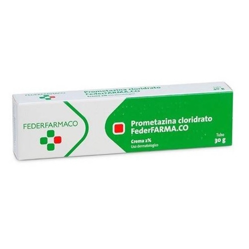 PROMETAZINA FARMAK*2% CR 30G - Spacefarma.it