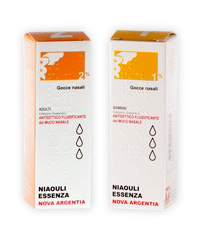 NIAOULI ESSENZA 1%*GTT NAS 10G - Nowfarma.it