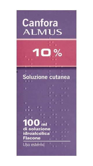 CANFORA*10% SOL OLEOSA 100ML - Farmaunclick.it