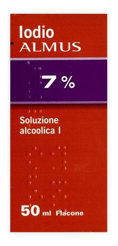 IODIO SOL ALCO I*50ML - FarmaHub.it