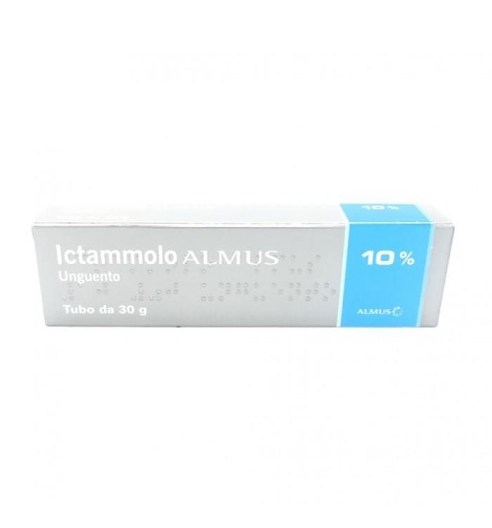 ICTAMMOLO ALM*10% UNG 30G - farmaventura.it