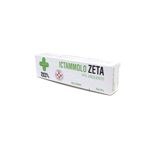 ICTAMMOLO ZETA*10% UNG 30G - Farmaunclick.it
