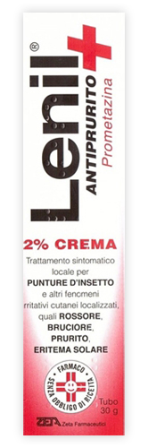 LENIL ANTIPRURITO*2% CR 30G - Spacefarma.it