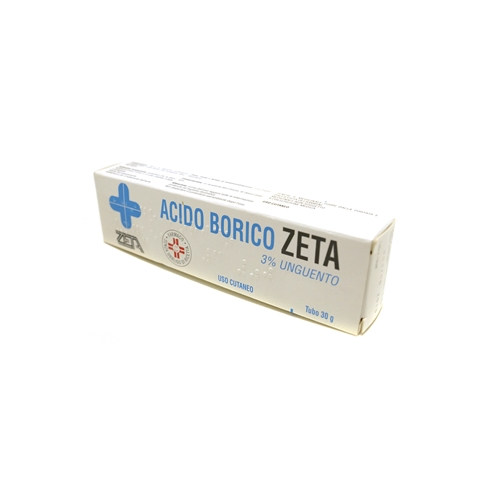ACIDO BORICO*3% UNG 30G - Farmawing