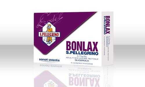 BONLAX S.PELLEGRINO*AD6MICROCL - Farmacia Bisbano