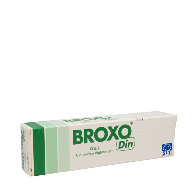 BROXODIN*GEL GENGIV 30ML 0,2% - FARMAEMPORIO
