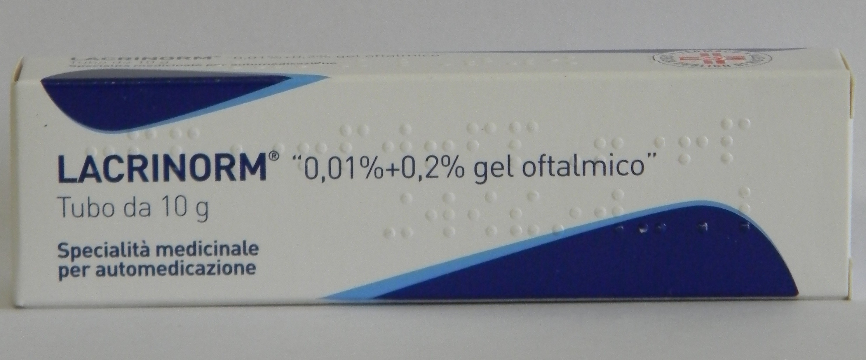 LACRINORM*GEL OFT 10G 0,01% - Farmaunclick.it