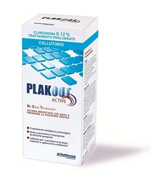 PLAKOUT*SOLUZ FL 150ML 0,12% - Farmaunclick.it