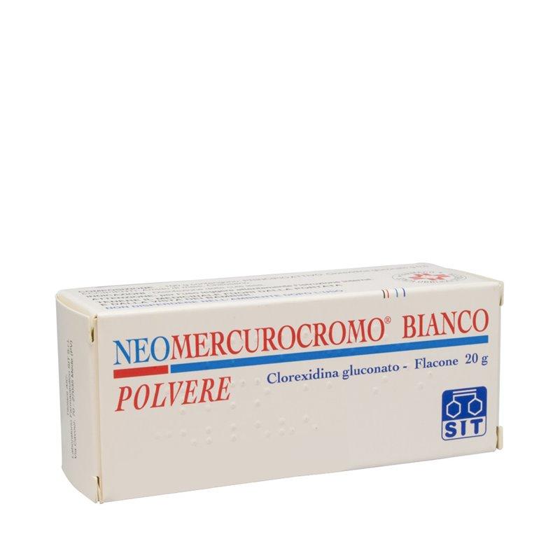 NEOMERCUROCROMO BIANCO*POLV20G - FARMAEMPORIO