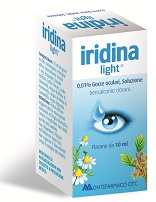 IRIDINA LIGHT*GTT 10ML 0,01% - Farmastar.it