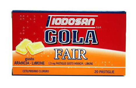 GOLAFAIR*20PAST 1,5MG ARAN-LIM - Farmacia 33