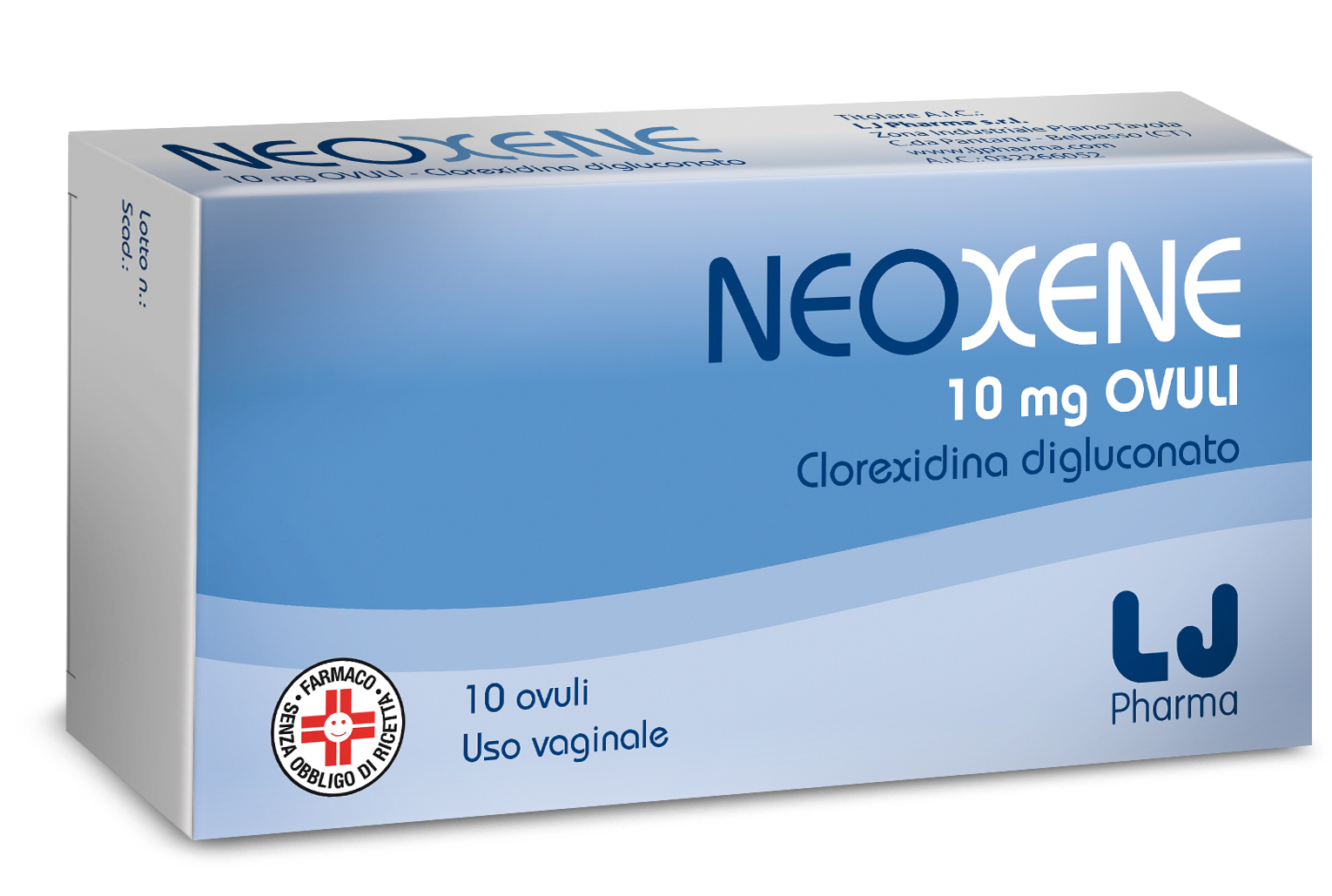 NEOXENE*10 OV VAG 10MG - Farmajoy
