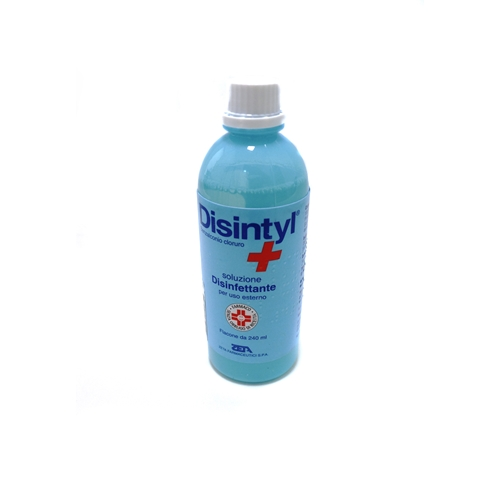 DISINTYL*FL 240ML 0,2% - Farmaunclick.it