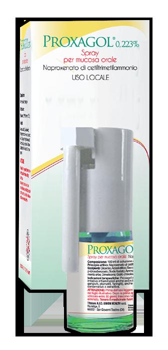 PROXAGOL*OS SPRAY 15ML 0,223% - Farmastop