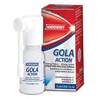 GOLA ACTION*SPRAY 0,15%+0,5% - Farmapage.it