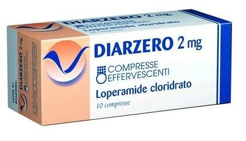 DIARZERO*10CPR EFF 2MG - Farmapage.it